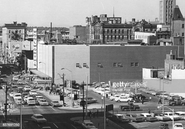 Woolworth's Store Credit Denver Post