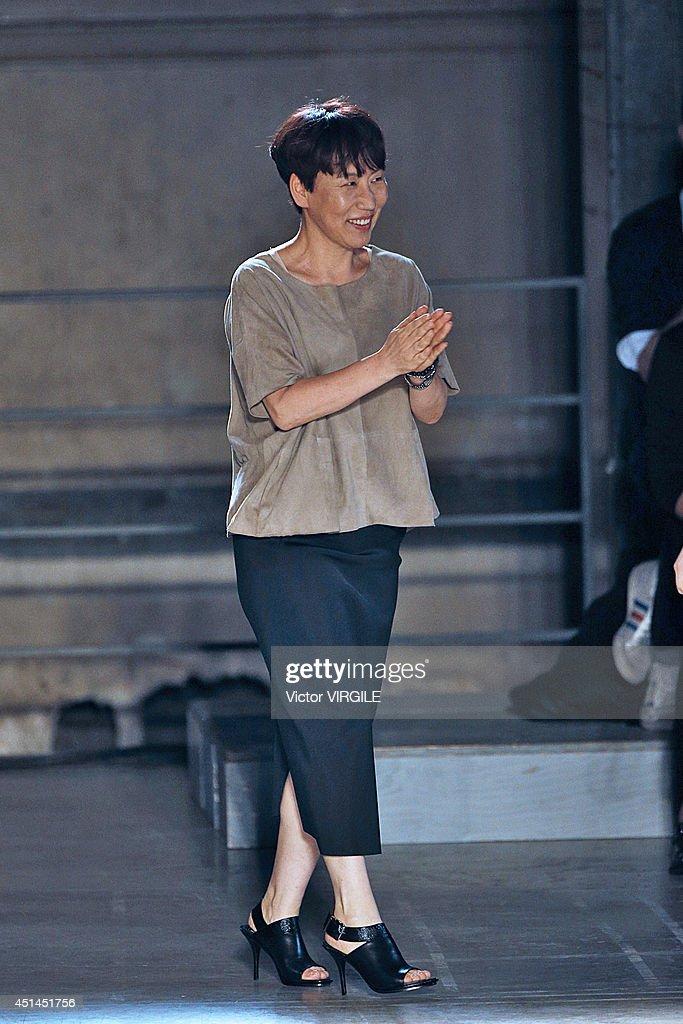 Wooyoungmi : Runway - Paris Fashion Week - Menswear S/S 2015