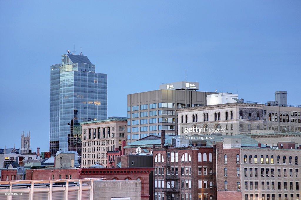 'Worcester, Massachusetts'