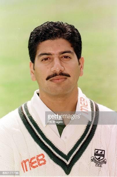 Worcestershire County Cricket Club Team Player Abdul Hafeez