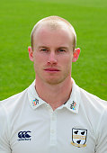 Worcestershire player Alexei Kervezee pictured at the Worcestershire County Cricket photocall prior to the 2015 Season at New Road on April 10 2015...