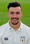 Worcestershire player Chris Russell pictured at the Worcestershire County Cricket photocall prior to the 2015 Season at New Road on April 10 2015 in...
