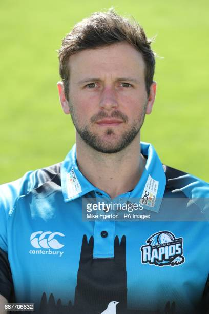 Worcestershire's Ross Whiteley