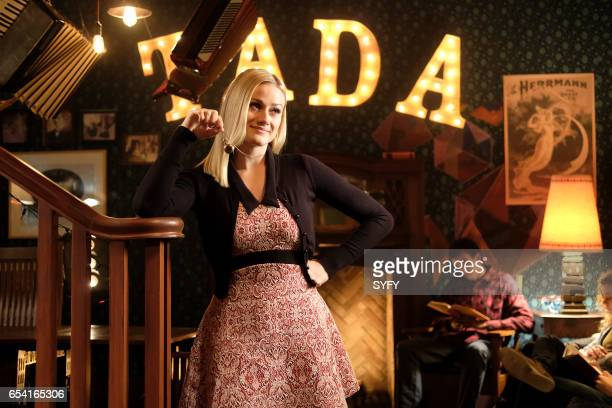 THE MAGICIANS 'Word As Bond' Episode 208 Pictured Olivia Taylor Dudley as Alice