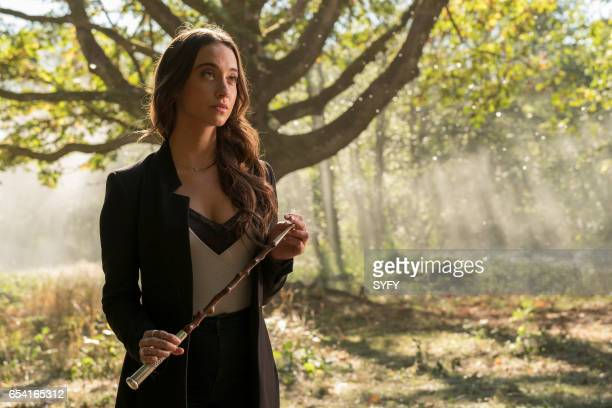 THE MAGICIANS 'Word As Bond' Episode 208 Pictured Stella Maeve as Julia