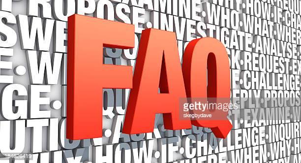 Word Wall: FAQ