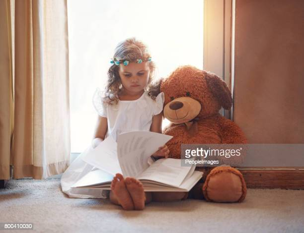 Words have ways of sparking a child's curiosity and imagination