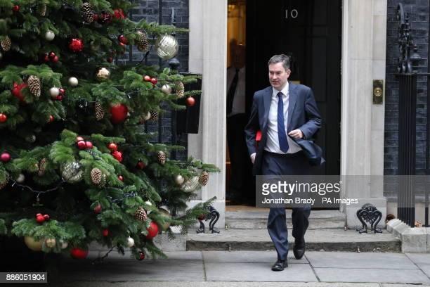 Work and Pensions Secretary David Gauke leaving 10 Downing Street London following a Cabinet meeting