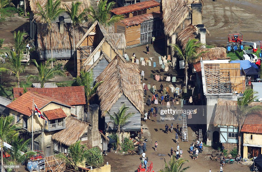 39 Pirates Of The Caribbean 5 39 Filmset At Maudsland Getty Images