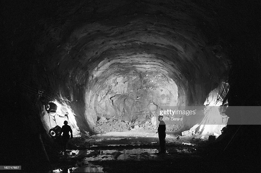 trafic tunnel mont blanc italie