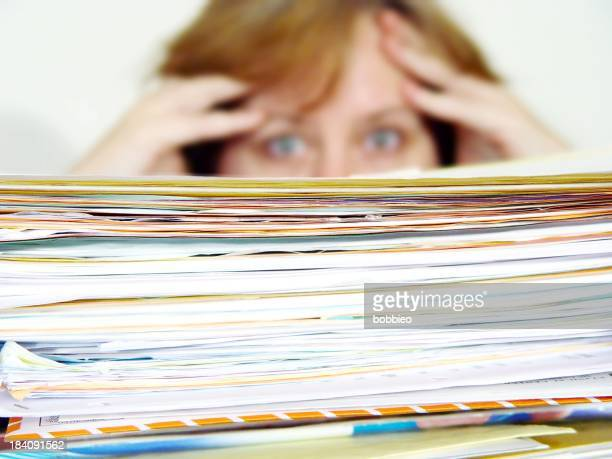 work overload - female