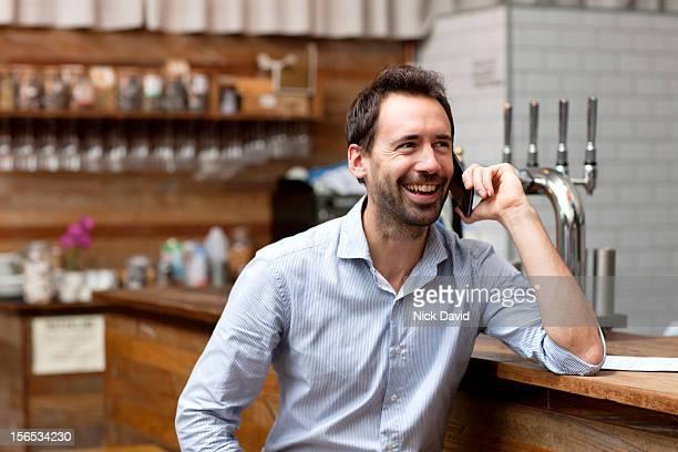 Work portraits restaurant