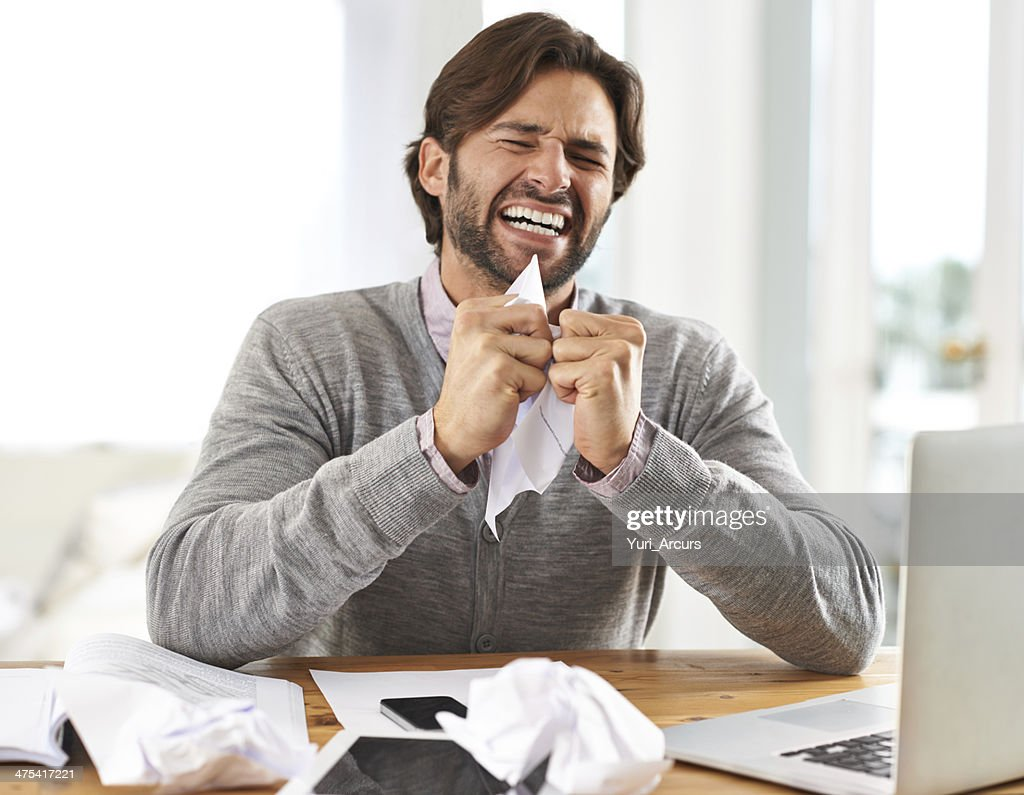 Work stress is taking it's toll
