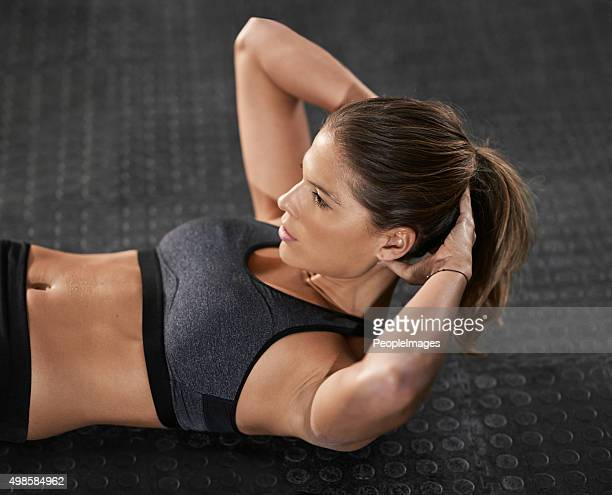 Work them abs!