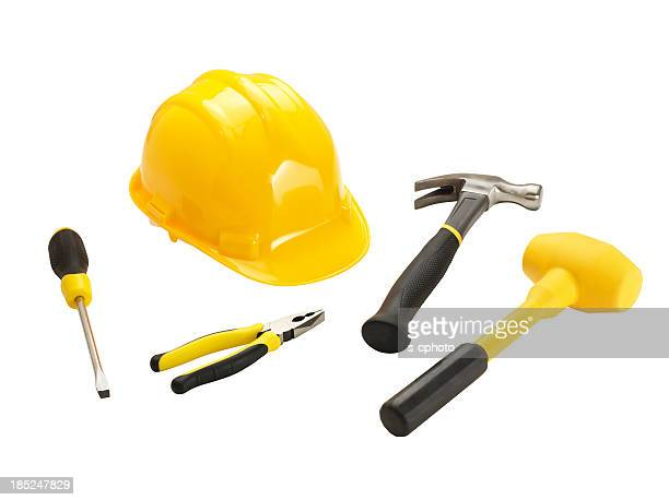 Work Tools (Clipping Path)  (Click for more)