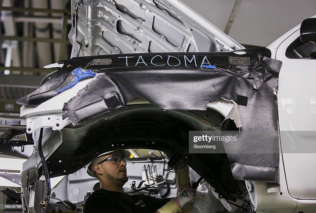 Toyota San Antonio Production 2014 Autos Post