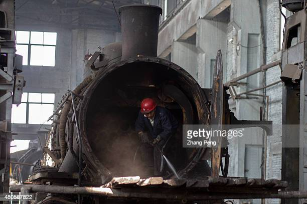 furnace cleaning stock   pictures getty images