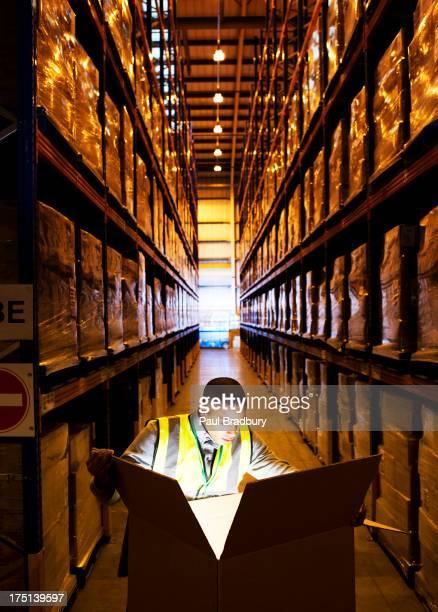 労働者の倉庫輝くボックスにオープン予定
