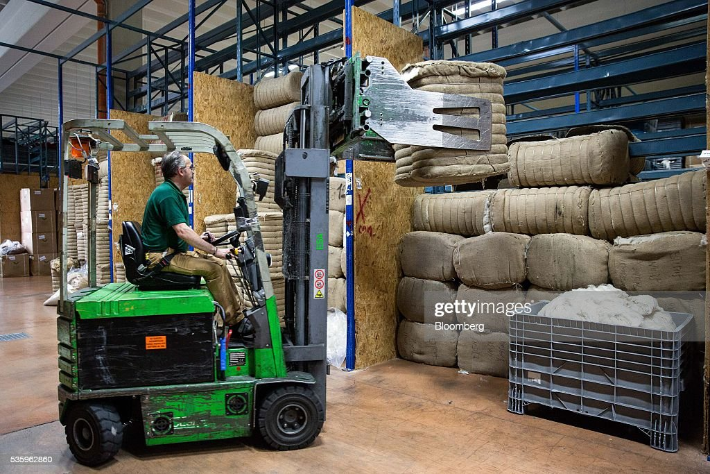 Clamp Forklift Controls : Operations at loro piana as company could move from family