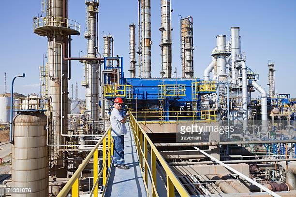 石油化学プラント