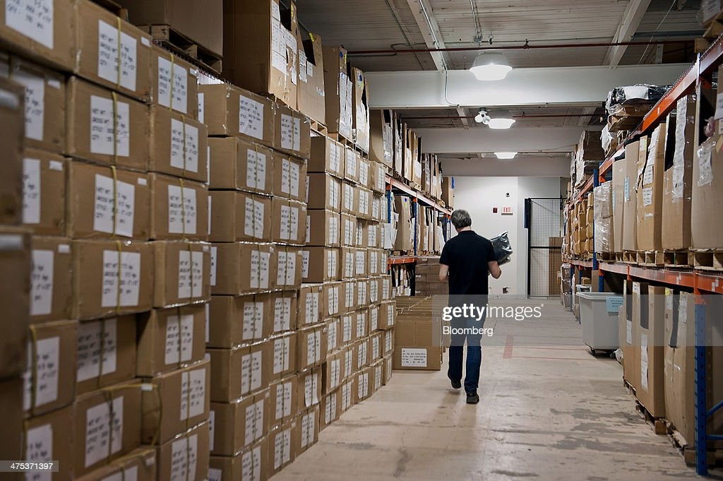 Canada Goose chateau parka outlet shop - Inside The Canada Goose Clothing Production Facility | Getty Images