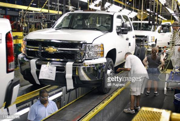General Motors Announces Investment For Pickup Production