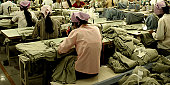 A garment factory in SE Asia