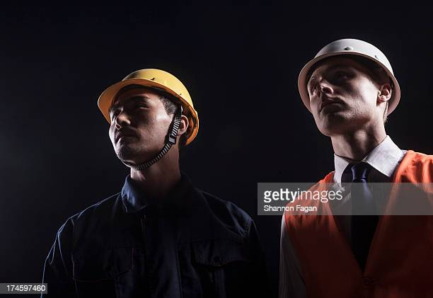 Workers at Night