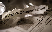 shot of word worker's compensation