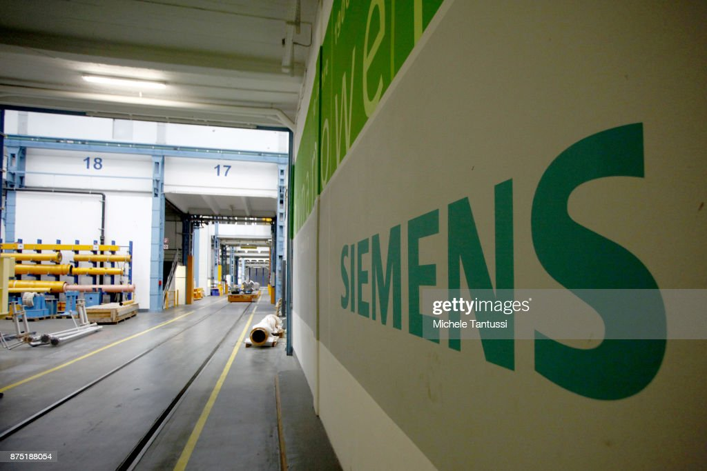Siemens Dynamo Factory In Berlin