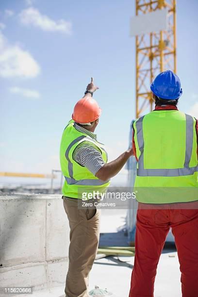 プロット建物検査員