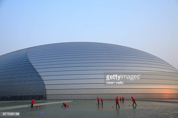 Paul andreu stock photos and pictures getty images for Beijing opera house architect