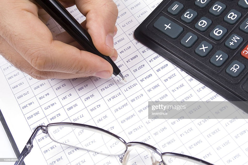 Working about finance