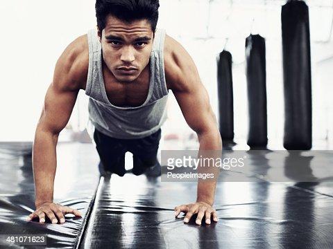 Lavorare la parte superiore del corpo