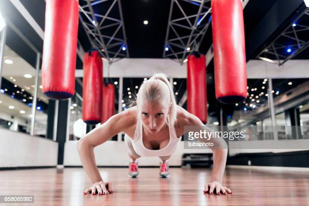 Working out gives her energy to last through long days