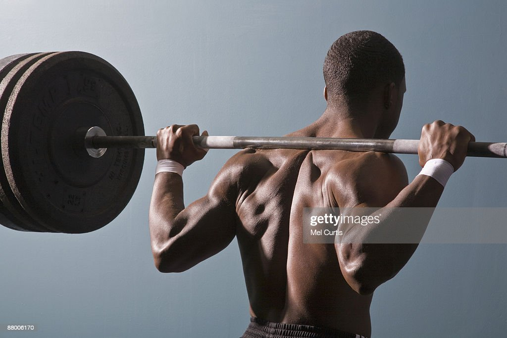Working out : Stock Photo