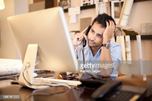 working overtime : Stock Photo