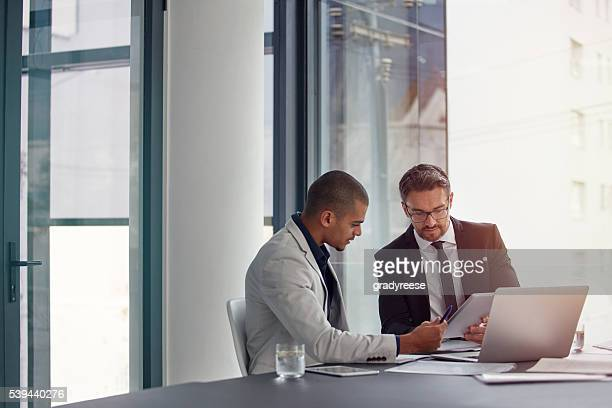 Working through some details