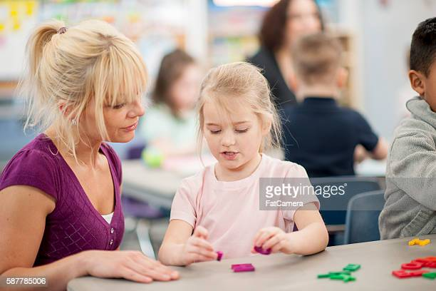 Working with a Student