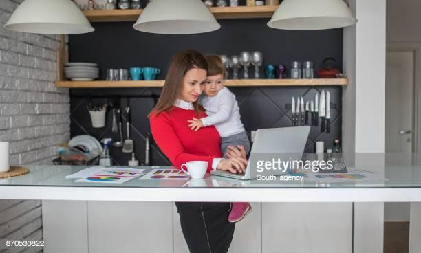 Zusammenarbeit mit Mama