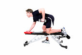 Workout: Bench Dumbbell Training