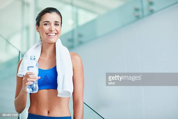 Workout - look good, feel good