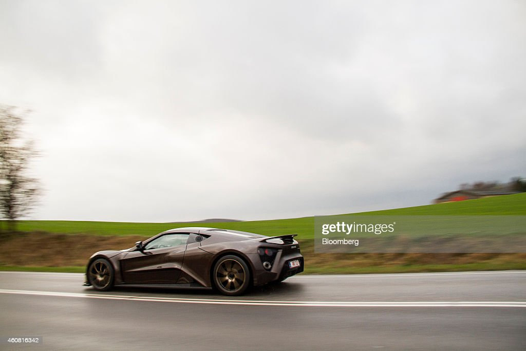 Manufacture Of Zenvo Supercars Photos And Images Getty Images