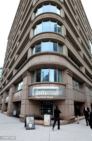 World Bank Group Info Shop Bookstore on April 10 2015 in Washington DC
