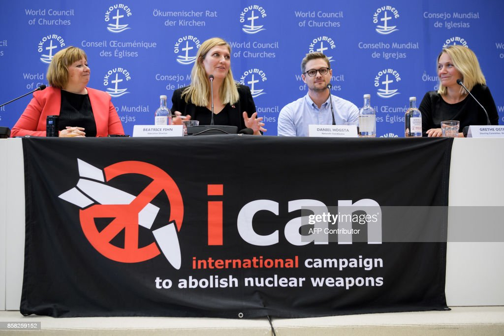 Founded in 2007, ICAN is is made up of 468 partner organizations in 101 countries