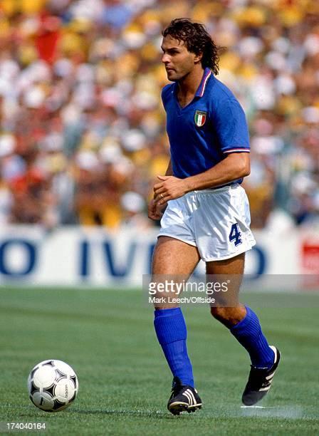 World Cup 1982 Spain Brazil v Italy Antonio Cabrini