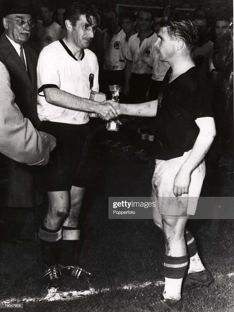 s et images de 1954 World Cup Switzerland