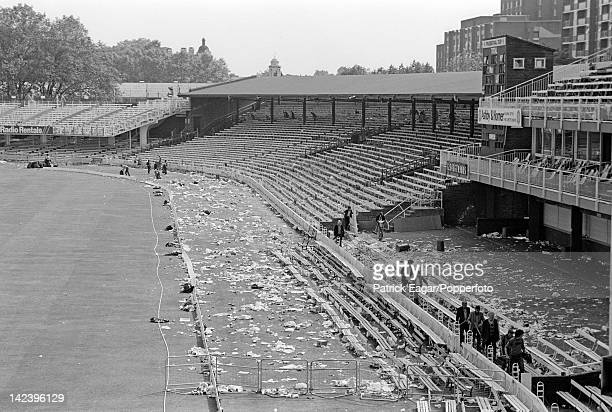 World Cup Final Lord's 1983 The morning after 6338731