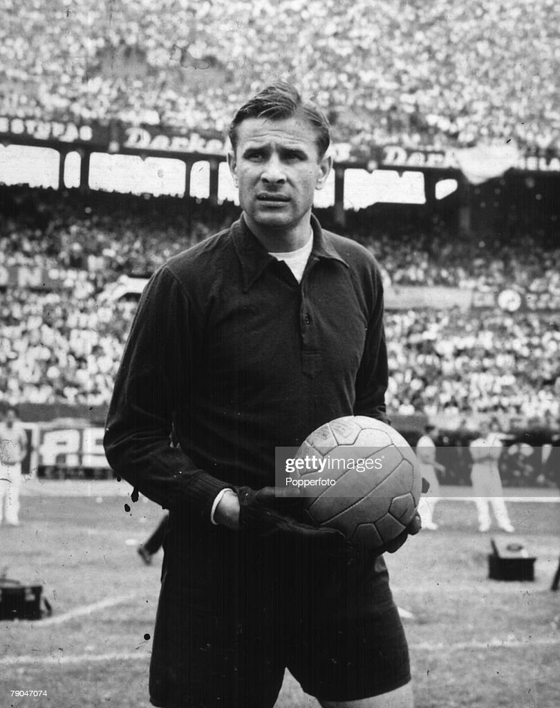 World Cup Finals 1966 England Russian goalkeeper Lev Yashin