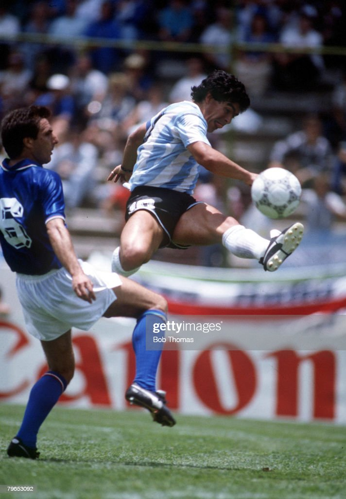 Image result for maradona 1986 vs italy